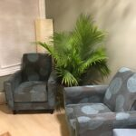 Pedicure CHairs Grey